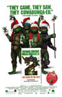 Американский постер VHS-релиза (Рождественская версия)